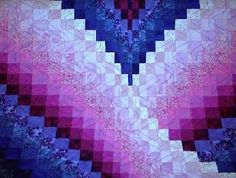 Free Bargello Heart Quilt Pattern | ... pink bargello ribbon by judi olson bargello hearts bargello quilt