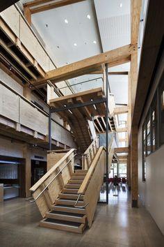 NMIT Arts & Media / Irving Smith Jack Architects