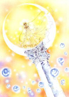 Neo-Queen Serenity from Bishōjo Senshi Sailor Moon by Naoko Takeuchi