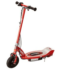 Razor Motorized 24 Volt Battery Electric Powered Kids Ride-On Scooter, Red at Lowe's. Feel the wind in your hair (underneath your helmet, of course) as you tear up the pavement on the Razor Electric Scooter!A Parent's Choice Award Razor Electric Scooter, Electric Scooter For Kids, Electric Razor, Electric Power, Electric Skateboard, Best Scooter For Kids, Kids Scooter, Triumph Motorcycles, Concept Motorcycles