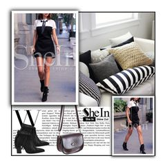 """""""Sheinside"""" by water-polo ❤ liked on Polyvore featuring mode, Sheinside en polyvoreeditorial"""