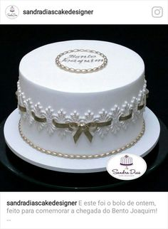 Fancy Cakes, Cute Cakes, Comunion Cakes, Dedication Cake, One Tier Cake, Bolo Barbie, Confirmation Cakes, First Communion Cakes, Nutella Cake