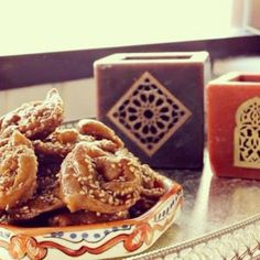 Moroccan sweet