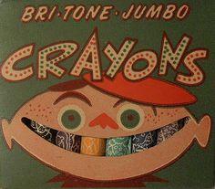 vintage crayons - Google Search