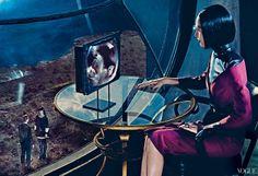 Futuristic Vision of Fashion