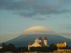 Chaparrastique, San Miguel, El Salvador. Been there.