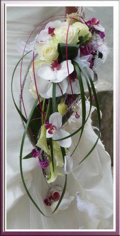 Image - Mariage - Art Floral - Bouquet- créations florales de... - Skyrock.com