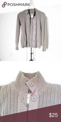 Hazelnut Knitted Sweater Fitted and surprisingly really good quality from H&M! Unworn, no wear/tear/stains. H&M Sweaters Cardigans