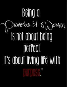 Yes! Purpose! VJS