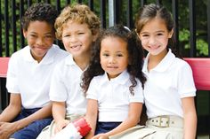 We have School Uniform Polo Shirts in a variety of colors to meet the needs of your child's school.