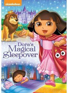 Dora The Explorer Doras Magical Sleepover Videos To Inspire And Motivate