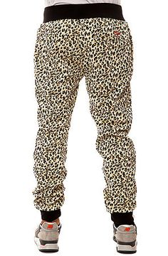 The Flyest Sweatpants in Cheetah by Scout  Idk if these are for boys! I want them!