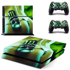 From HelloDefiance.com  http://www.hellodefiance.com/products/rearview-skin-ps4-protector?utm_campaign=social_autopilot&utm_source=pin&utm_medium=pin
