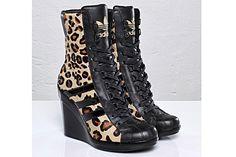 High high heels!