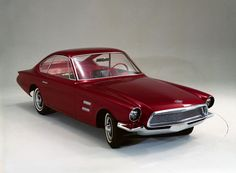 1963 Ford Allegro fastback coupe concept. This is honestly one of the most beautiful cars I have ever seen!