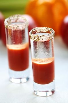 Bloody Mary Shooter