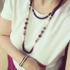 Look du jour : collier ras de cou Marcel collier Geneviève et Bracelet illuminate   Dispo sur mon eshop: http://ift.tt/1P5gAbZ  http://ift.tt/1lmkJx3  #stelladot#stelladotfr #stellaanddot #stelladotstyle#bijou #accessoire #sac #collier#bracelets#instagood #instasmile #instamode #mode#fashion#stelladotstylist#vdi#stelladotfrance #bijoux#accessoires#mode
