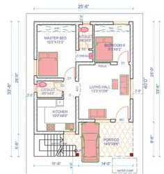 3 bedroom house plans 1200 sq ft indian style homeminimalis com p