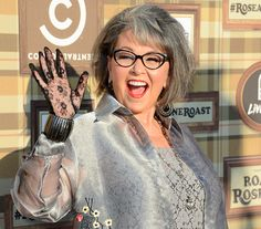 Rosanne Barr to guest on @TheOffice !!!