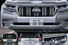 Is this the new 2018 Toyota LandCruiser Prado