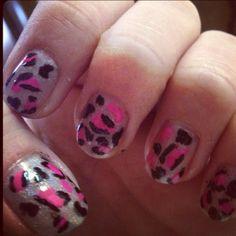 Cheetah! Done by muah.