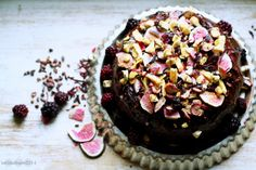*recipe and photo by Sari Mattsson*  Gluten free chocolatecake