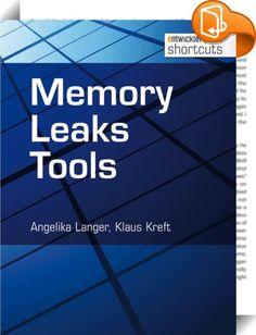 """Memory Leaks Tools    ::  Was ein Memory Leak in Java ist und unter welchen Umständen solche Leaks auftreten, wurde im shortcut zum Thema Memory Leaks geklärt. Mit welchen Strategien und Werkzeugen man nach einem vermuteten Memory Leak suchen kann, zeigt dieser thematisch weiterführende shortcut. Er greift das Beispiel aus dem vorangegangenen shortcut wieder auf und befasst sich mit der proaktiven, dynamischen Analyse am """"lebenden Objekt"""", d. h. während die Anwendung läuft. Des Weitere..."""