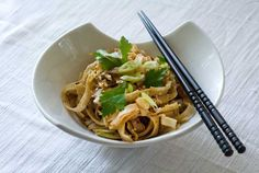 Gluten Free Nut Free Spicy Noodles Recipe