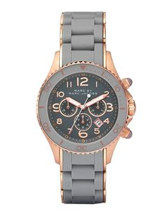 Women's Rock Grey Watch by Marc by Marc Jacobs Watches at Gilt