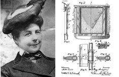 Mary Anderson invented the windshield wiper in years before Henry Ford industrialized automobile production. Henry Ford, Women In History, Things To Think About, Fun Facts, Entertaining, Mary, Entrepreneur, Automobile, Window