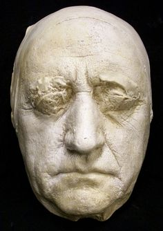 horked:    Love and desire are the spirit's wings to great deeds.  - Johann Wolfgang vonGoethe  Death Masks of Prominant People  Check all here