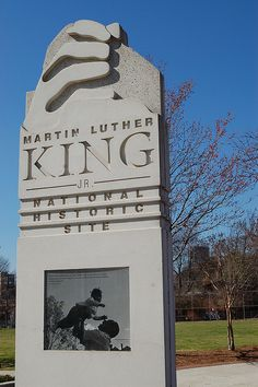 MLK National Historic Site