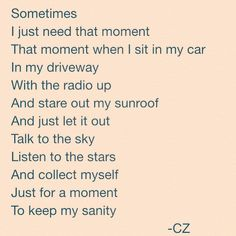 Let it out. Poetry By Cyra Zunk #ithinkimapoet