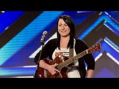 Lucy Spraggan's audition - The X Factor UK 2012 - Epic song