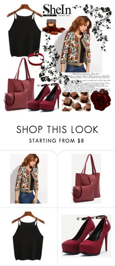 """""""How to wear with Shein!"""" by mery-2601 ❤ liked on Polyvore"""