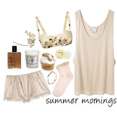 """Summer Mornings 