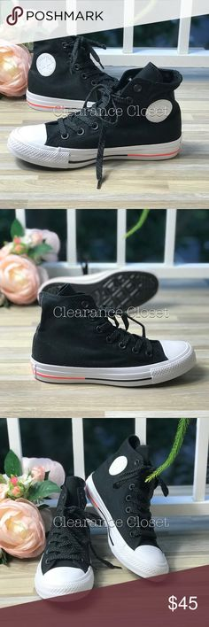 36d3fa9b6cd50e NWT Converse HI Black Lava WMNS AUTHENTIC Brand new with box. Price is firm