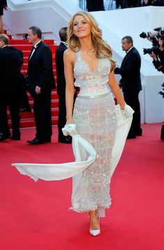 Cannes 2014 Day 2: Blake Lively