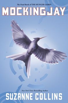 Mockingjay: the third book in the Hunger Games Trilogy. Loved it!!! Couldn't stop reading this series!