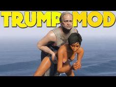 GTA 5 - SEX WITH DONALD TRUMP (GTA V Donald Trump Parody Mod)