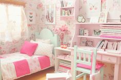 Eternise-moi ♥ Everyday Agejo Gyaru: Gyaru Room Inspo!