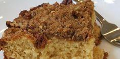 Cannabis Coffee Cake recipe from HERB