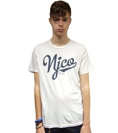 Simple but bold. Nudie Jeans Aron T-shirt. £15 ONLY!