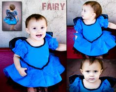 Fairy Costume for Babies size 1T 2T 3T by ShopShelle on Etsy, $65.00