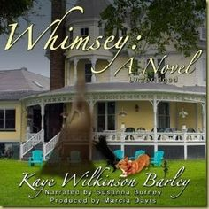 Stop by for a chance to win an audio version of Whimsey: A Novel