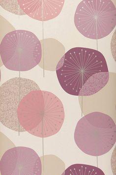 Muriel | Papier peint des années 70