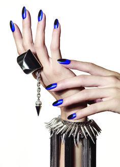 STYLING Model Hands :: American Salon Magazine  CND - Hand Model Ashley Frey