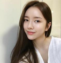 Ulzzang Korean Girl, Cute Korean Girl, Korean Beauty Girls, Asian Beauty, Ideal Girl, Asian Eyes, Girls Makeup, Aesthetic Girl, Beautiful Asian Girls