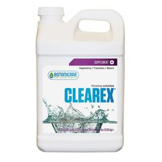 Botanicare Clearex, 2.5 Gallons
