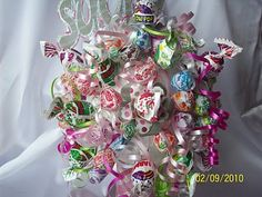 Candy Bouquet video                                                                                                                                                                                 More